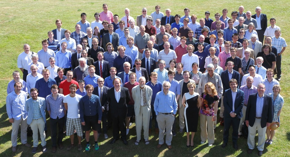 TCM 60th group photo