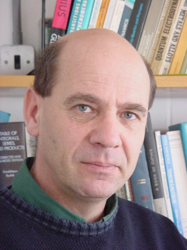 Prof Mark Warner